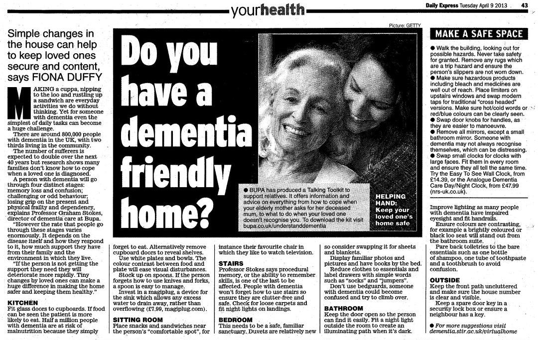 CD Dementia Article